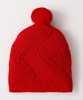 Damart Recycled Hat